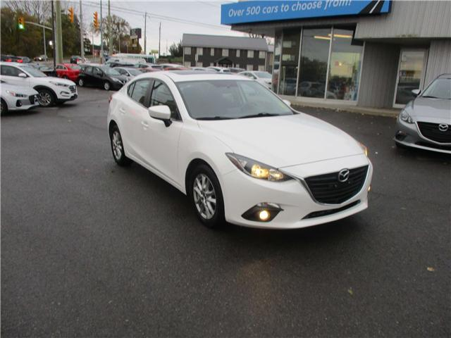 2015 Mazda Mazda3 GS (Stk: 181651) in Kingston - Image 1 of 12