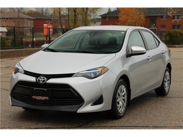 2017 Toyota Corolla LE (Stk: 1810503) in Waterloo - Image 1 of 27