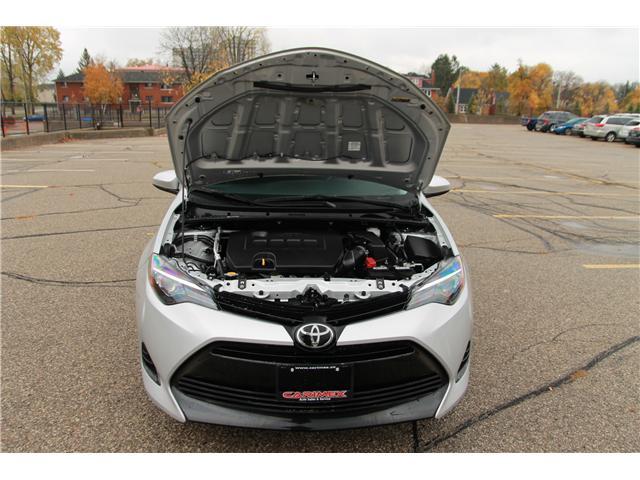 2017 Toyota Corolla LE (Stk: 1810503) in Waterloo - Image 25 of 27
