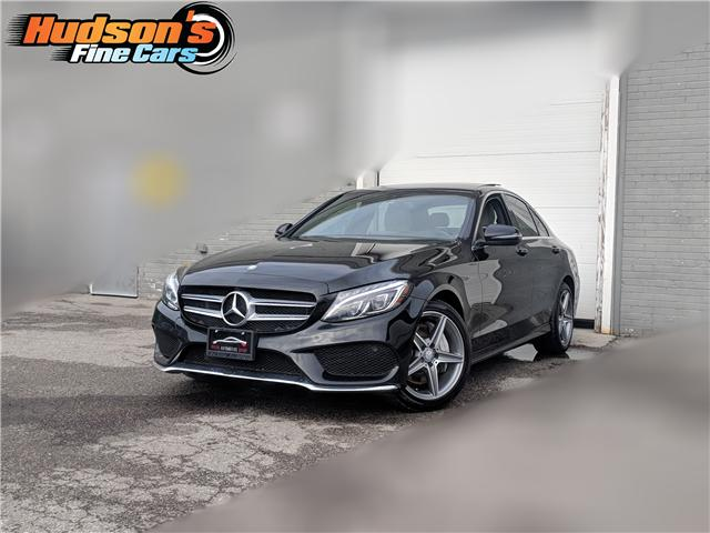 2016 Mercedes-Benz C-Class  (Stk: 03397) in Toronto - Image 1 of 26