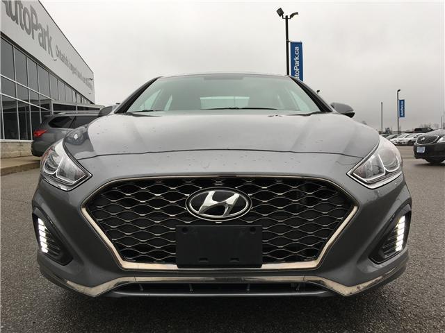 2018 Hyundai Sonata 2.4 Sport (Stk: 18-29570RJB) in Barrie - Image 2 of 26