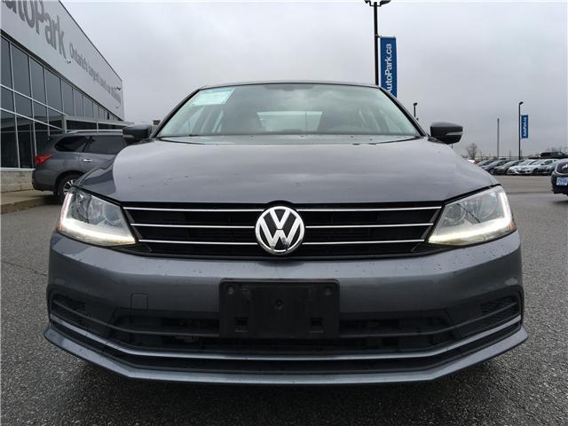 2017 Volkswagen Jetta Wolfsburg Edition (Stk: 17-30658RJB) in Barrie - Image 2 of 25
