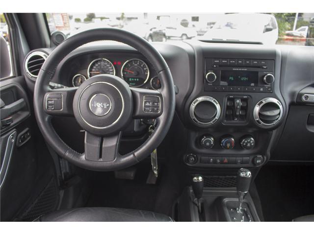 2013 Jeep Wrangler Unlimited Sahara (Stk: EE891580B) in Surrey - Image 10 of 20