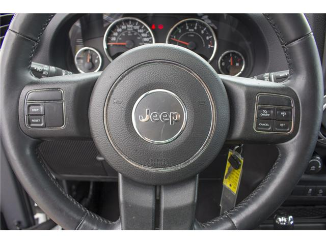 2013 Jeep Wrangler Unlimited Sahara (Stk: EE891580B) in Surrey - Image 15 of 20