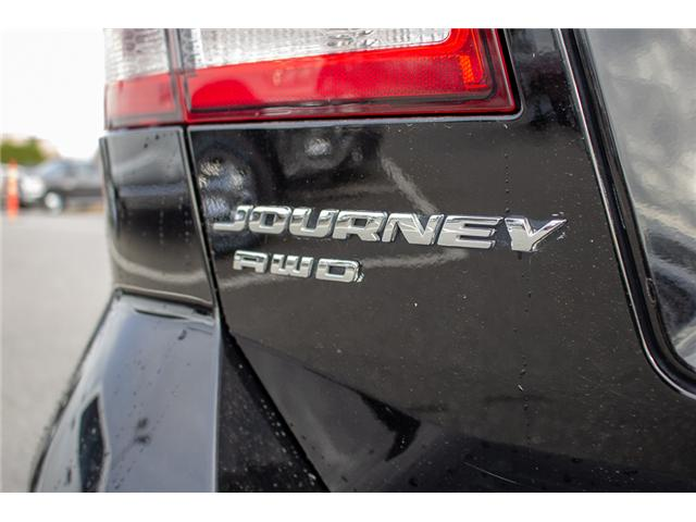 2015 Dodge Journey R/T (Stk: H529070A) in Surrey - Image 6 of 22