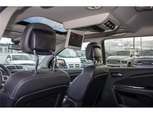 2015 Dodge Journey R/T (Stk: H529070A) in Surrey - Image 11 of 22