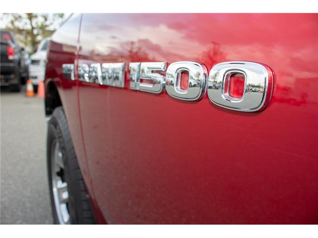 2011 Dodge Ram 1500 ST (Stk: J179613A) in Surrey - Image 9 of 23