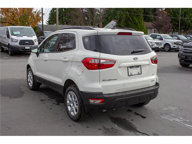 2018 Ford EcoSport SE (Stk: 8EC5049) in Vancouver - Image 5 of 21