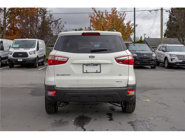 2018 Ford EcoSport SE (Stk: 8EC5049) in Surrey - Image 6 of 21