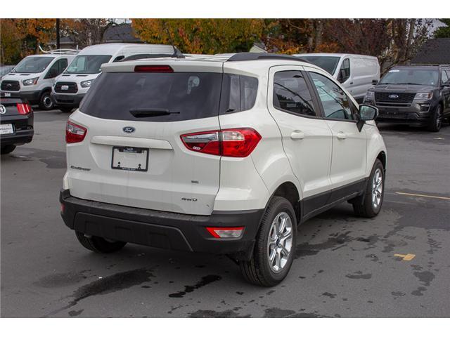 2018 Ford EcoSport SE (Stk: 8EC5049) in Surrey - Image 7 of 21