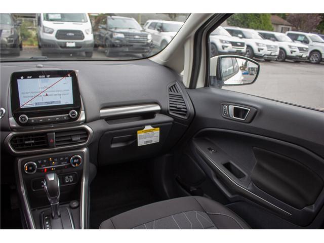 2018 Ford EcoSport SE (Stk: 8EC5049) in Surrey - Image 13 of 21
