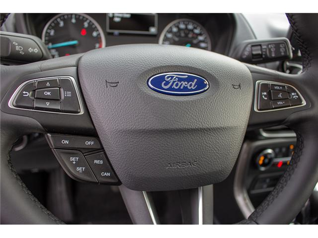 2018 Ford EcoSport SE (Stk: 8EC5049) in Vancouver - Image 15 of 21