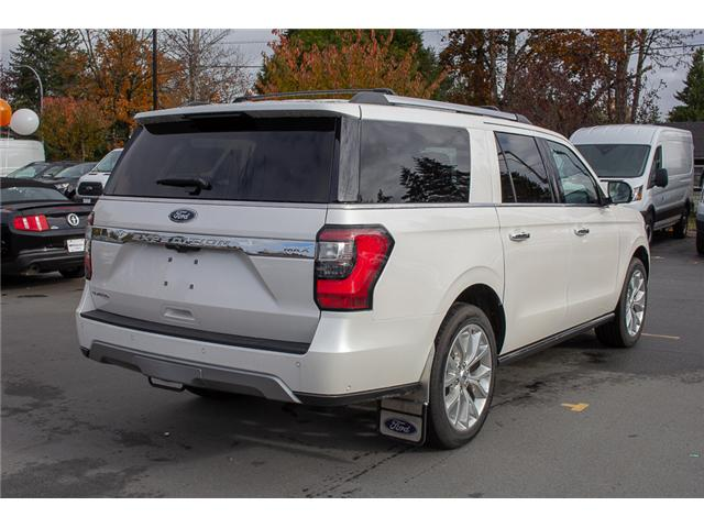 2018 Ford Expedition Max Limited (Stk: 8EX1529) in Surrey - Image 7 of 29