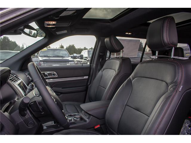 2018 Ford Explorer Sport (Stk: 8EX4520) in Surrey - Image 10 of 28