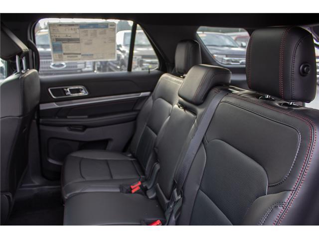 2018 Ford Explorer Sport (Stk: 8EX4520) in Surrey - Image 12 of 28