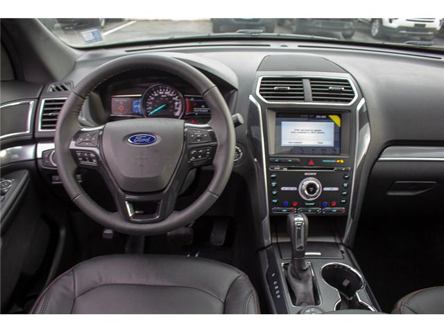 2018 Ford Explorer Sport (Stk: 8EX4520) in Surrey - Image 13 of 28