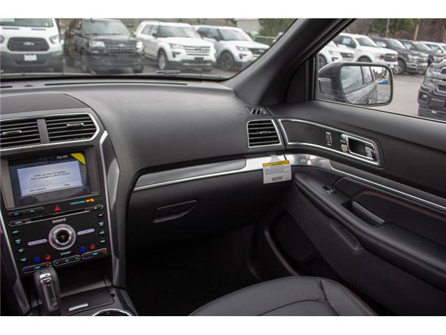 2018 Ford Explorer Sport (Stk: 8EX4520) in Surrey - Image 14 of 28