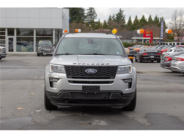 2019 Ford Explorer Sport (Stk: 9EX0988) in Surrey - Image 2 of 28