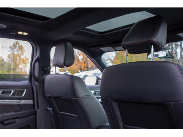 2018 Ford Explorer Sport (Stk: 8EX4520) in Surrey - Image 15 of 28