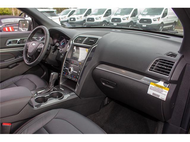 2018 Ford Explorer Sport (Stk: 8EX4520) in Surrey - Image 16 of 28