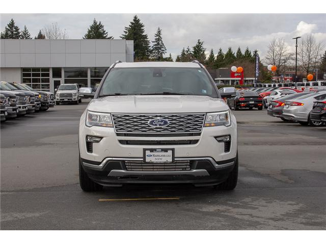 2019 Ford Explorer Platinum (Stk: 9EX0989) in Vancouver - Image 2 of 30