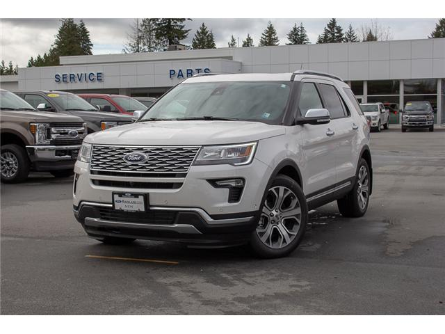 2019 Ford Explorer Platinum (Stk: 9EX0989) in Surrey - Image 3 of 30
