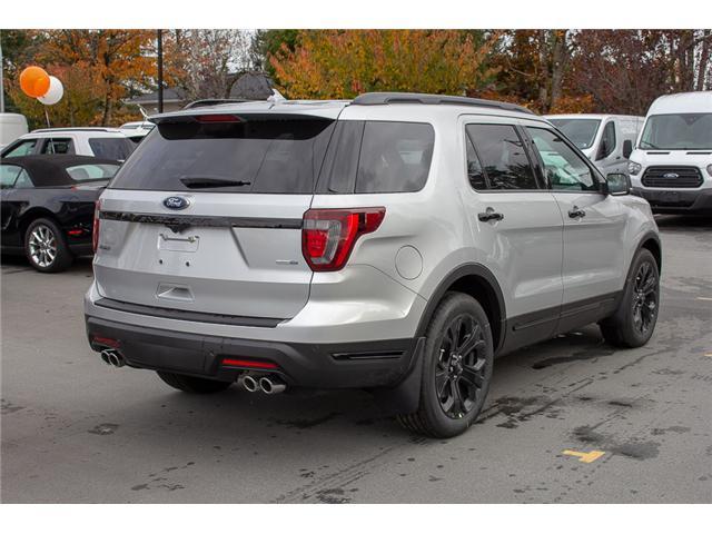 2019 Ford Explorer Sport (Stk: 9EX0988) in Surrey - Image 7 of 28
