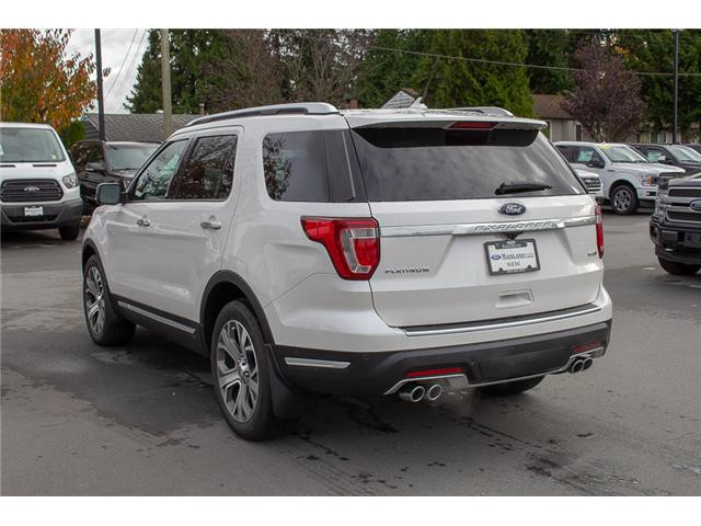 2019 Ford Explorer Platinum (Stk: 9EX0989) in Surrey - Image 5 of 30
