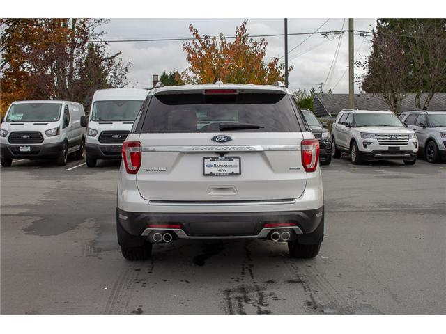 2019 Ford Explorer Platinum (Stk: 9EX0989) in Surrey - Image 6 of 30