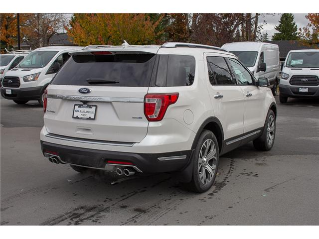 2019 Ford Explorer Platinum (Stk: 9EX0989) in Surrey - Image 7 of 30