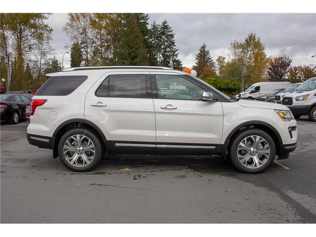 2019 Ford Explorer Platinum (Stk: 9EX0989) in Surrey - Image 8 of 30