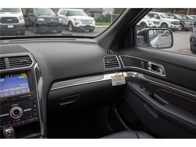 2019 Ford Explorer Sport (Stk: 9EX0988) in Surrey - Image 14 of 28
