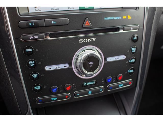 2018 Ford Explorer Sport (Stk: 8EX4520) in Surrey - Image 25 of 28