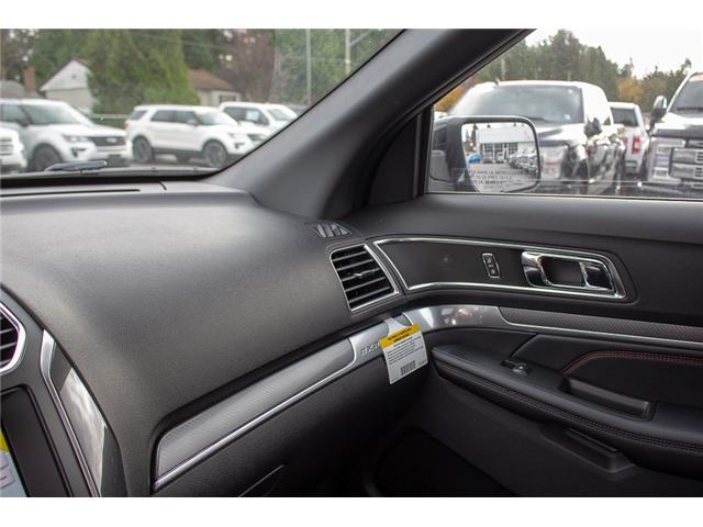 2018 Ford Explorer Sport (Stk: 8EX4520) in Surrey - Image 27 of 28
