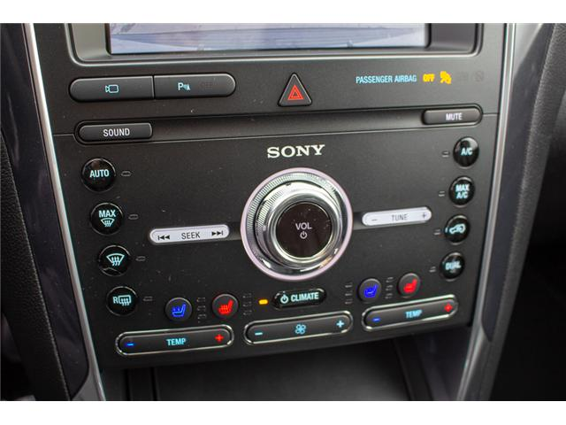 2019 Ford Explorer Sport (Stk: 9EX0988) in Surrey - Image 24 of 28