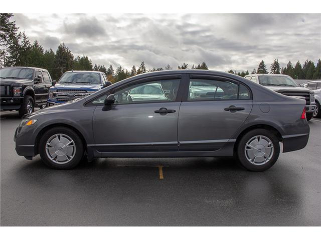 2009 Honda Civic DX-G (Stk: P4161A) in Surrey - Image 4 of 20