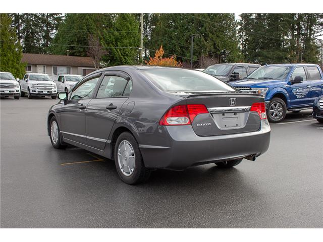 2009 Honda Civic DX-G (Stk: P4161A) in Surrey - Image 5 of 20