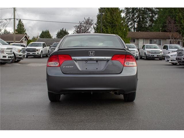 2009 Honda Civic DX-G (Stk: P4161A) in Surrey - Image 6 of 20