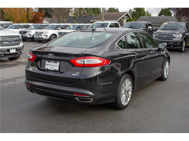 2015 Ford Fusion SE (Stk: P5930A) in Surrey - Image 7 of 26