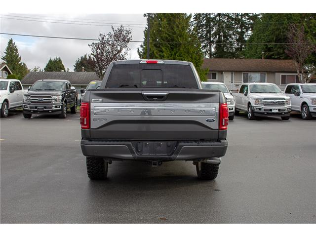 2016 Ford F-150 Platinum (Stk: P8118) in Surrey - Image 6 of 27