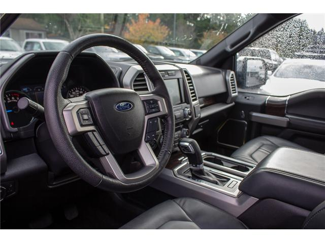 2016 Ford F-150 Platinum (Stk: P8118) in Surrey - Image 13 of 27