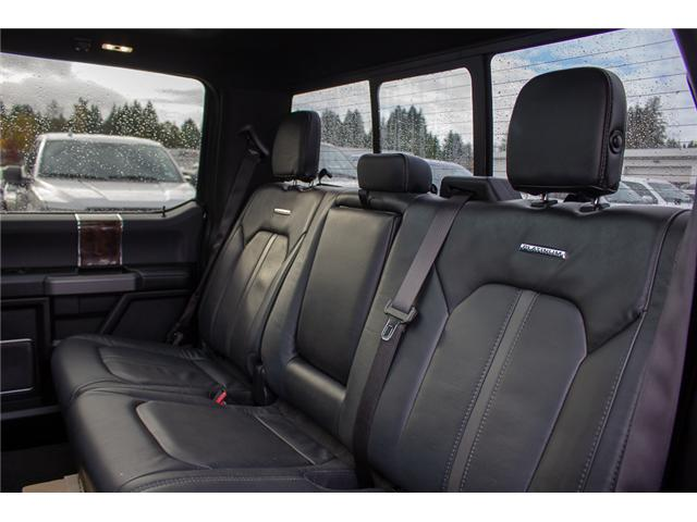 2016 Ford F-150 Platinum (Stk: P8118) in Surrey - Image 14 of 27