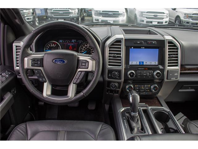 2016 Ford F-150 Platinum (Stk: P8118) in Surrey - Image 15 of 27