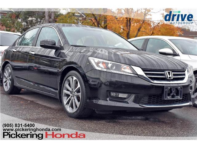 2015 Honda Accord Sport (Stk: P4458) in Pickering - Image 1 of 21