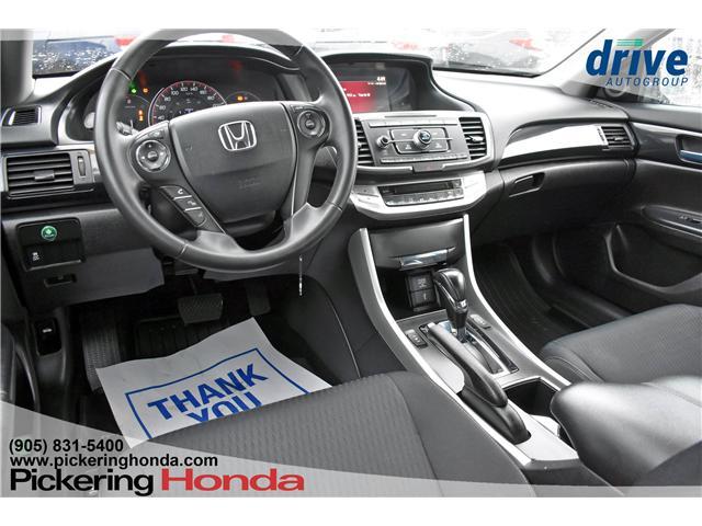 2015 Honda Accord Sport (Stk: P4458) in Pickering - Image 2 of 21