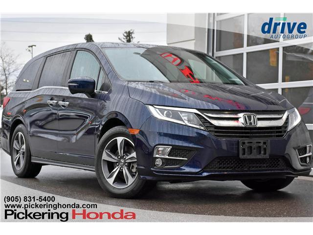 2018 Honda Odyssey EX-L (Stk: P4468) in Pickering - Image 1 of 31