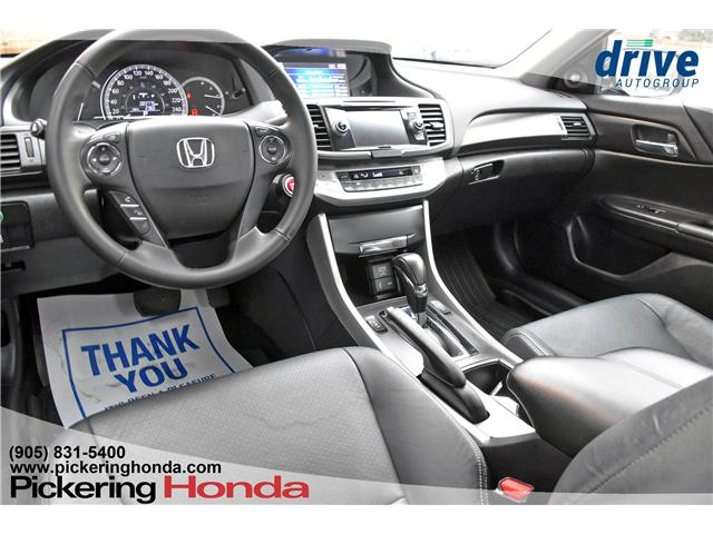 2015 Honda Accord EX-L V6 (Stk: T1880A) in Pickering - Image 2 of 31