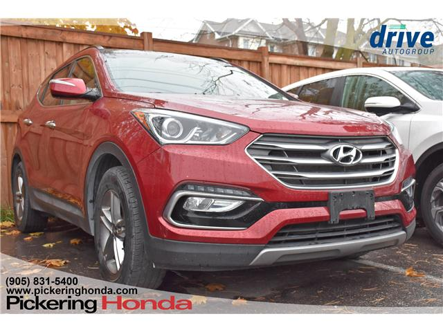 2018 Hyundai Santa Fe Sport 2.0T SE (Stk: PR1080) in Pickering - Image 1 of 20