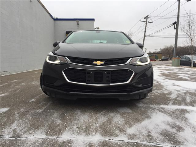 2017 Chevrolet Cruze LT Auto (Stk: D1145) in Regina - Image 2 of 20