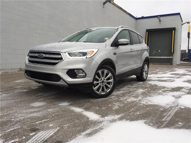 2017 Ford Escape Titanium (Stk: D1131) in Regina - Image 1 of 21